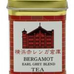 横浜赤レンガ倉庫デザイン紅茶(小缶)